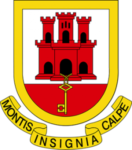 Gibraltar Coat of Arms